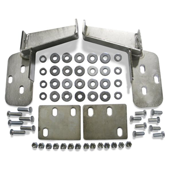 """Daystar PABKIT3 Front Bumber Brackets for 3"""" Lift"""