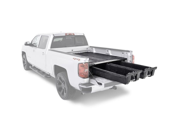 "DECKED DS3 75.25"" Two Drawer Storage System for A Full Size Pick Up Truck"