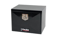 Dee Zee DB-2603 Tool Box - HD Underbed Black Steel