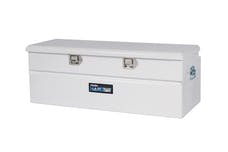 Dee Zee DZ8556FS Tool Box - Hardware Chest - White