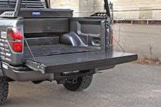 Dee Zee DZ4103B Tailgate Protector Full Black Tread