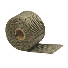 "Design Engineering, Inc. 010132 Titanium Exhaust Wrap (ships in plain box) 2"" x 35ft"