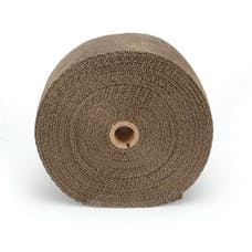 "Design Engineering, Inc. 010134 Exhaust Wrap - 4"" x 100ft - Titanium"