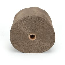 "Design Engineering, Inc. 010135 Exhaust Wrap - 6"" x 100ft - Titanium"