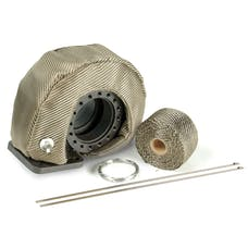 Design Engineering, Inc. 010145 T4 Titanium Turbo Shield Kit