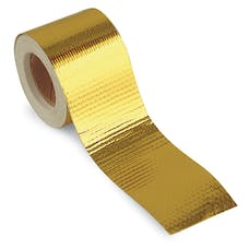 "Design Engineering, Inc. 010394 Reflect-A-GOLD Tape 1-1/2"" x 15ft roll"