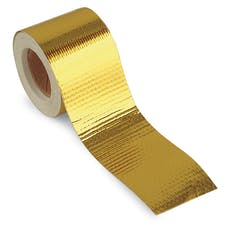 "Design Engineering, Inc. 010396 Reflect-A-GOLD Tape 2"" x 15ft roll"