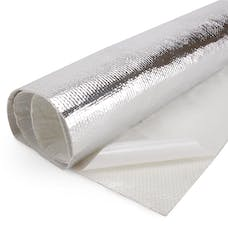 Design Engineering, Inc. 010400 Heat Screen Mylar Radiant Matting W/Addhesive back. 36ft. x 40in.