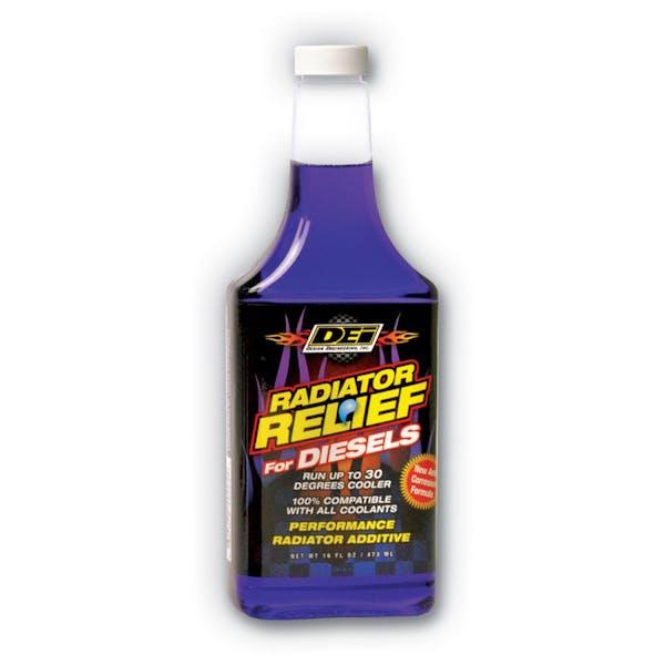 Design Engineering, Inc. 040204 Radiator Relief for Diesels 16 oz.