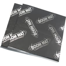 """Design Engineering, Inc. 050200 Boom Mat Performance Acoustical Material 12"""" x 12-1/2"""" (2 sheets) (2.1 Sq F"""