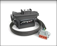 DiabloSport 48858-JL Amp'D Throttle Booster,18-19 Jeep Wr