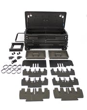 "DU-HA 70671 Squad Box ??"" Interior / Exterior Portable Storage / Gun Case with Internal Latc"