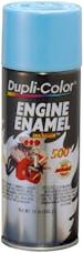Duplicolor Paint DE1616 Engine Enamel with Ceramic; Pontiac Blue Metallic; 12 oz. Aerosol