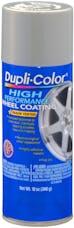 Duplicolor Paint HWP101 Wheel Coating; Silver; 11 oz. Aerosol