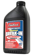Edelbrock 1070 Break-In Oil hydro-processed petroleum base stocks and additives