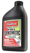 Edelbrock 1071 High Performance Synthetic Engine Oil