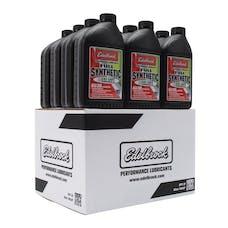 Edelbrock 1081 High Performance Synthetic Engine Oil