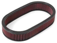Edelbrock 1220 Replacement Paper Air Filter for Elite Series Oval Air Cleaners