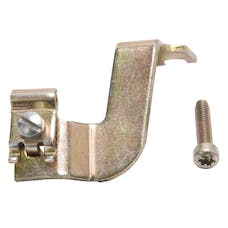Edelbrock 1494 CHOKE CABLE BRACKET & CLAMP ASSY FOR EDEL CARBS