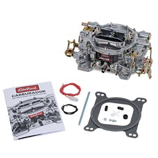 Edelbrock 1904 CARBURETOR, THUNDER SERIES AVS DUAL QUAD ANNULAR BOOSTERS 500 CFM (MANUAL CHOKE)