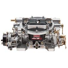 Edelbrock 1906 AVS2 650 CFM Carburetor with Electric Choke in Satin (non-EGR)