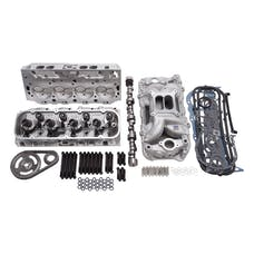Edelbrock 2079 PWR PKG TOP END KIT BBC 396-454 1995 & EARLIER 540+HP OVAL PORT