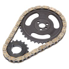 """Edelbrock 7807 TIMING CHAIN PERF LINK CHEVY 1958-65 V8 348/409 """"W"""" SERIES"""
