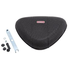 "Edelbrock 10023 Pro-Flo 1000 Series Black Air Cleaner & Foam Element for 4-bbl Carb - 5-1/8"" AH"
