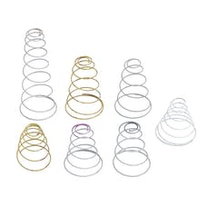 Edelbrock 12412 Vacuum Secondary Spring Kit for 4150, 4150HP and 4160-Style Carburetors
