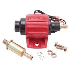 Edelbrock 17301 Universal Micro Electric Fuel Pump - 38 GPH / 144 LPH (Gasoline/E85)