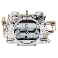 Edelbrock 19054 AVS2 650 CFM Carburetor with Manual Choke in EnduraShine (non-EGR)
