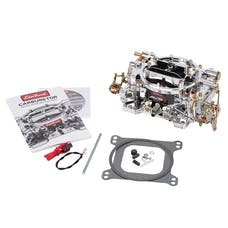 Edelbrock 19124 (WSL) CARB, E-SHINE THUNDER SERIES AVS2 800 CFM (MANUAL CHOKE)