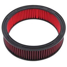 "Edelbrock 22902 XX Pro-Flo Replacement Round Air Filter (11.75""L x 11.75""W x 3.25""D)"