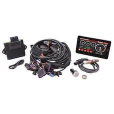 Edelbrock 35711 Pro-Flo 4 EFI - ECU & Engine Harness Kit for GEN III 24x LS Engines