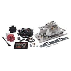 Edelbrock 35900 Pro Flo 4 Fuel Injection Kit, Satin Finish