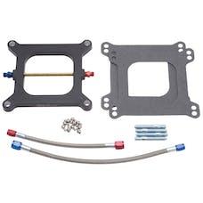 Edelbrock 70060 XX Performer RPM Nitrous Plate Kit for 4150 Square-bore Carburetor Flange