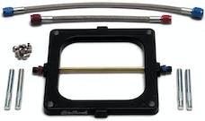Edelbrock 70063 RPM Dominator Plate Half Kit