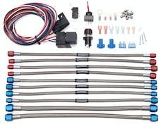 Edelbrock 70067 Nitrous System, Upgrade Kit, 2-Stage, Victor Jr., Dominator Flange