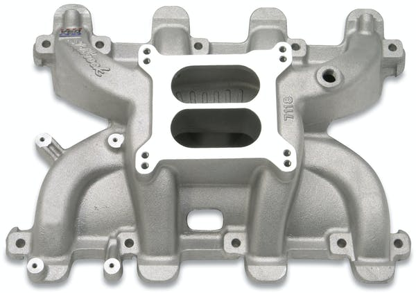 Edelbrock 71187 MANIFOLD PERF RPM FOR GM LS1 CARBURETED