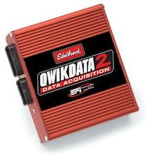 Edelbrock 92005 QwikData 2 Advanced Unit