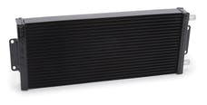"Edelbrock 15549 HEAT EXCHANGER SC UNIVERSAL 20""x8""x2"" DUAL PASS SINGLE ROW BLACK"