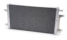 "Edelbrock 15568 HEAT EXCHANGER SC UNIVERSAL 20""x10.75""x2.12"" DUAL PASS SINGLE ROW RAW FINISH"