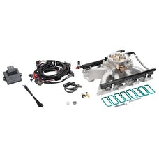 Edelbrock 357100 Pro-Flo 4 EFI System for Chevy LS Gen III/IV Engines