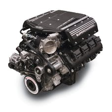 Edelbrock 46125 CRATE ENGINE 426ci GEN III HEMI LONG BLOCK ONLY