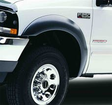 EGR 753414F Rugged Look Fender Flare Set of 2