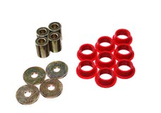 Energy Suspension 16.10106R Rack & Pinion Bushing Set Red