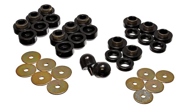 Energy Suspension 2.4107G Body Mount Sets