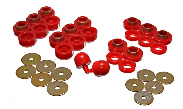Energy Suspension 2.4107R Body Mount Sets
