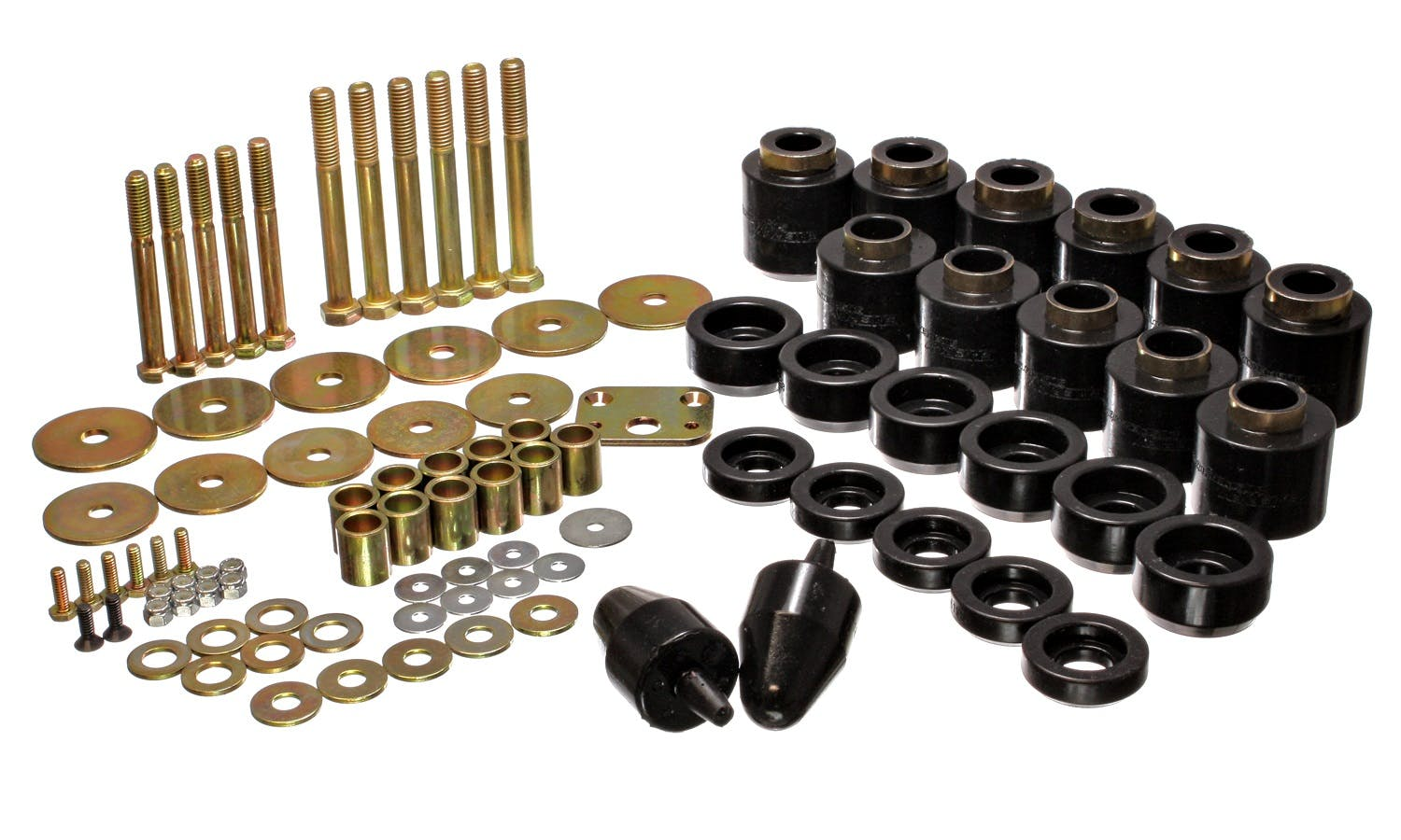 Energy Suspension 2.4104R CJ BODY MOUNT SET