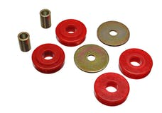 Energy Suspension 3.1109R Transmission Crossmember Mount Bushings